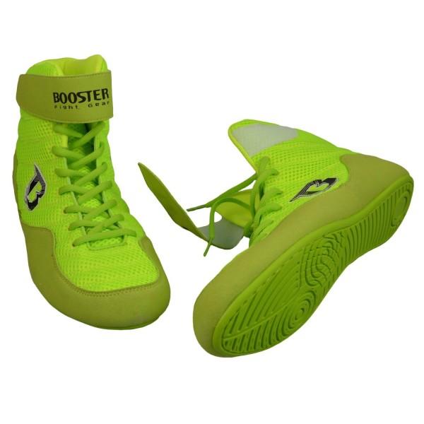 BOOSTER Box-MMA-Schuhe neon