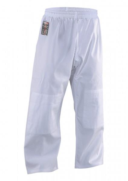 Weiße Danrho Judohose Classic