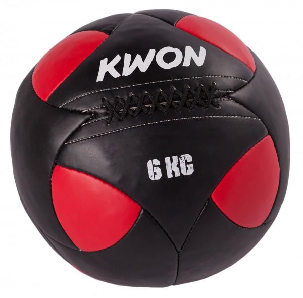 Trainingsball 6 KG Medizinball von KWON