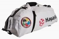 Hayashi Karate Sporttasche 2 in 1 WKF
