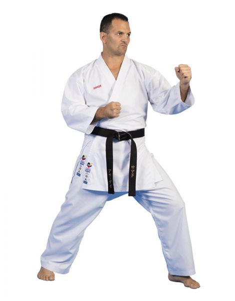 KAITEN Senshi 6oz Kumite Karategi mit WKF-Zulassung