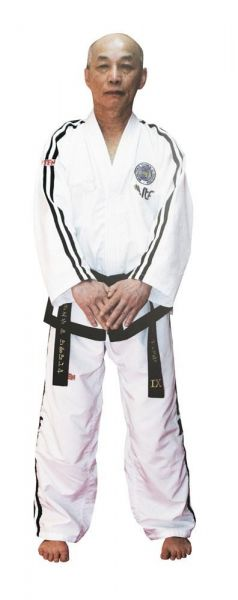 Taekwondo Dobok Diamond Grandmaster Top Ten ITF approved