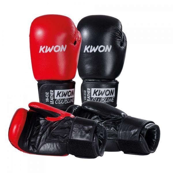 KWON 10 oz Boxhandschuh Pointer in Leder