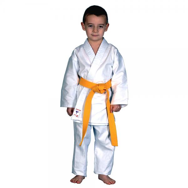 Eco KarateGi Anzug- Front