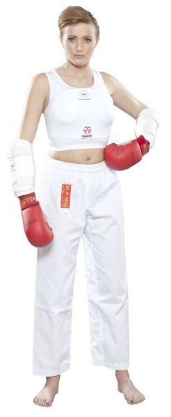 Karate Unterarmschutz WKF approved Hayashi
