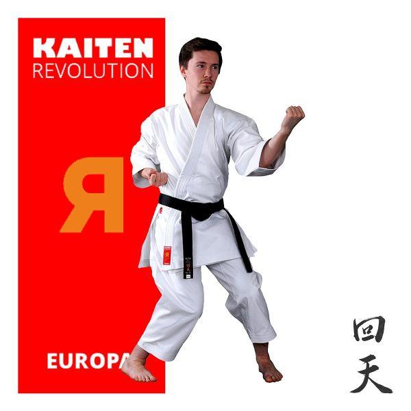 KAITEN Europa Karate Gi Anzug Regular