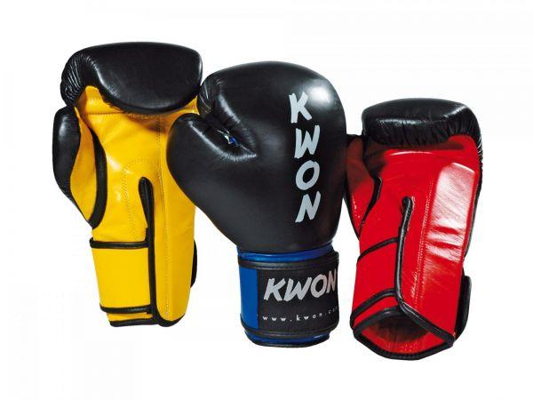 Kickboxhandschuh KO Champ KWON