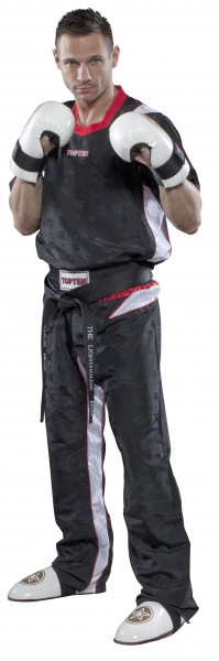 Kickbox Uniform PQ Mesh Top Ten 2