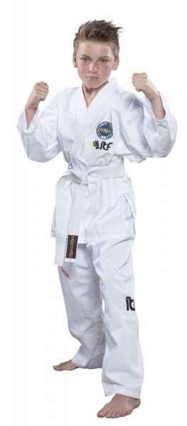 TOP TEN Taekwondo Dobok DeLuxe ITF 2013