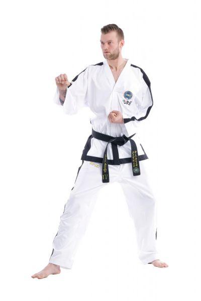 TKD Dobok Master-Instructor ITF Premium Gold Edition Top Ten 1