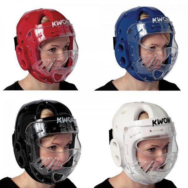 KWON ® Kopfschutz KSL mit Visier CE