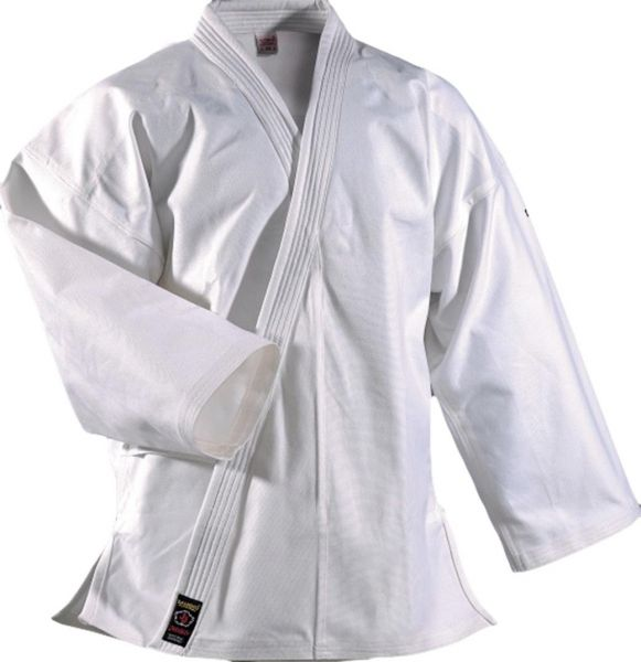 Weiße Ju-Jutsu Jacke Shogun Plus von Danrho