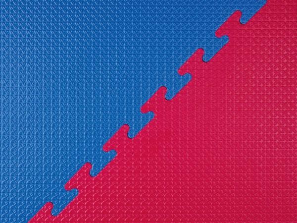 Steckmatte von KWON Clubline in blau und rot
