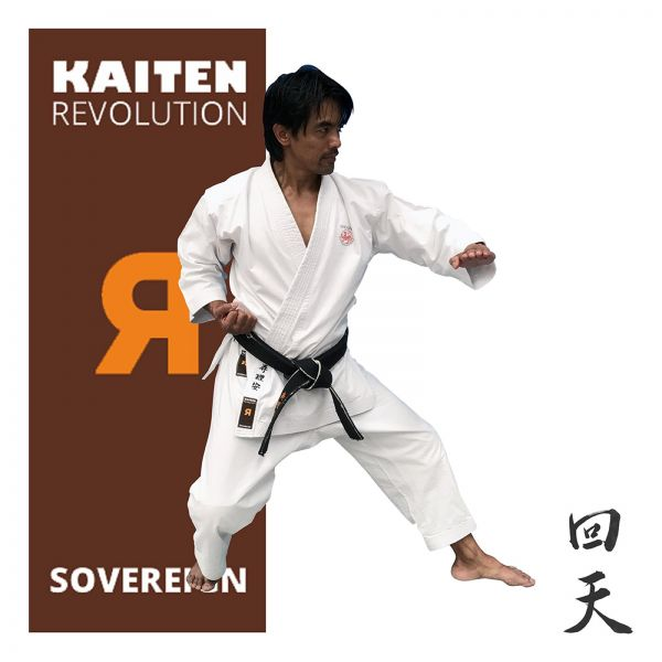 10oz Kaiten Revolution Sovereign Regular Karateanzug
