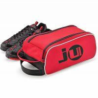 Rote Schuhtasche von JuSports