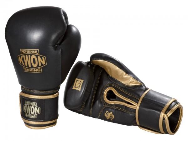 KWON Boxhandschuhe Sparring mit Klettverschluss