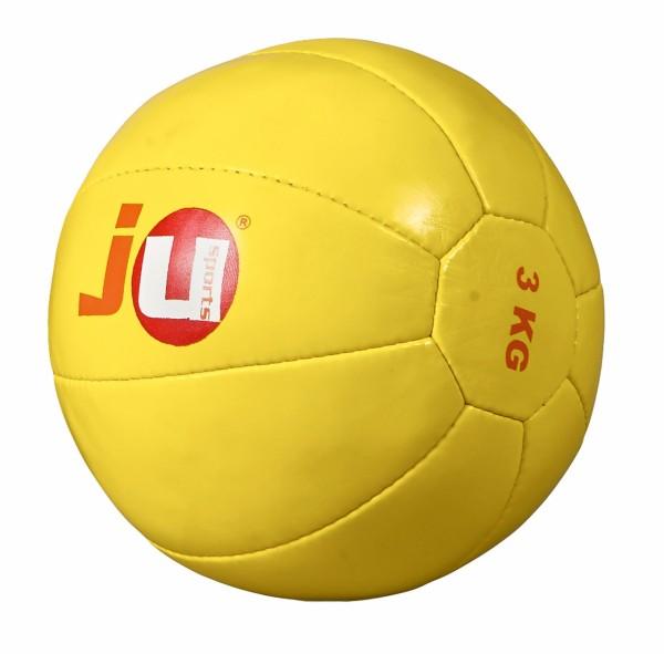 JuSports Trainingsball 3 KG Medizinball