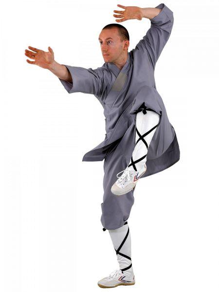 Shaolin Anzug grau