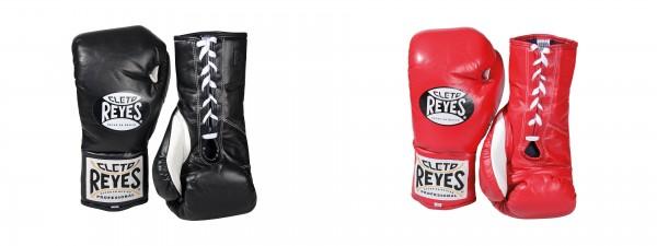 Cleto Reyes Profi-Boxhandschuhe mit WBC & WBA Zulassung