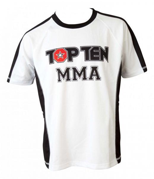 MMA T-Shirt It's in the Cage von Top Ten Frontansicht