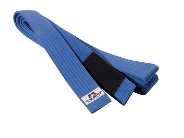 DANRHO Brazilian Jiu Jitsu Gürtel, 4,5 cm blau