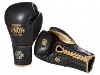 KWON Sparring Boxhandschuhe mit Schnürung (18 oz)