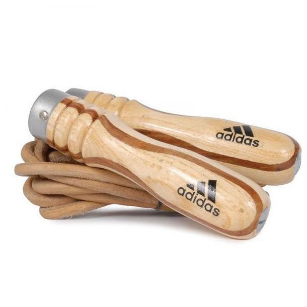 Adidas Leder-Springseil (275 cm)