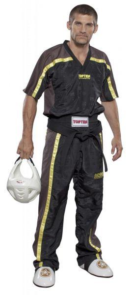Kickbox Mesh Uniform TOPTEN Neon Limited schwarz-gold