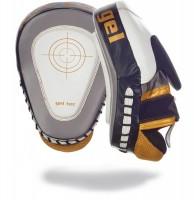 Ju-Sports Pro HD Gel gebogene Echtleder Handpratzen