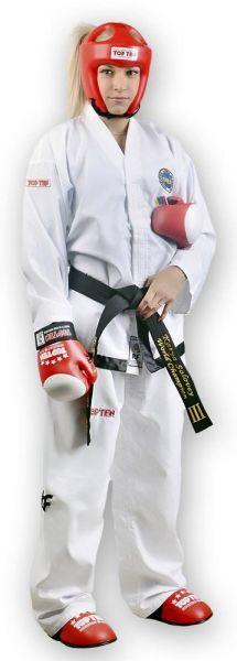 Taekwon-Do Anzug TOPTEN Instructor 1.-3. Dan