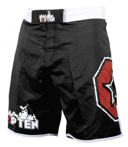 MMA Shorts Star von Top Ten