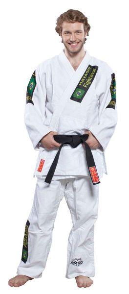 HAYASHI ® Brazilian Jiu Jitsu Anzug