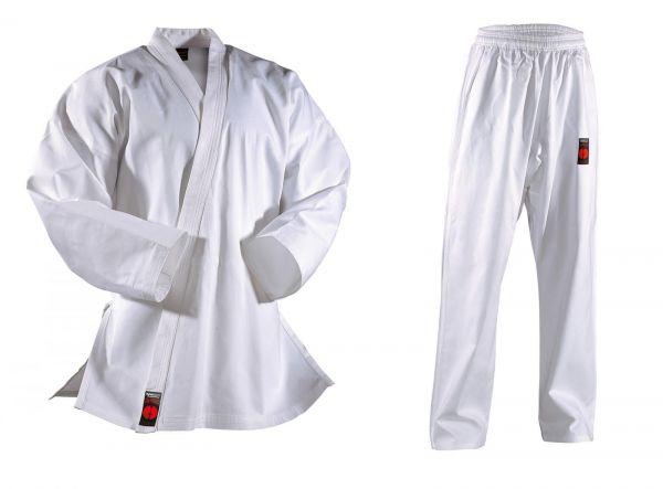Weißer Karateanzug Shiro Plus von Danrho