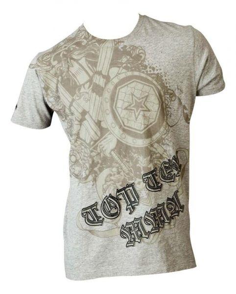 MMA T-Shirt Shield von Top Ten