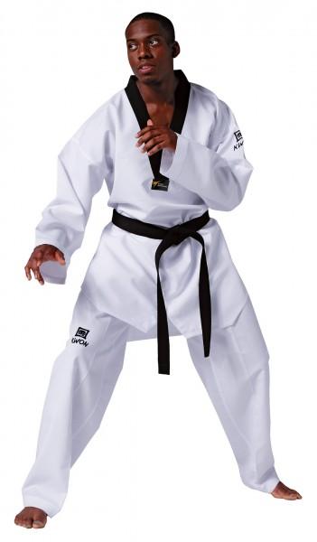 Taekwondo Anzug Revolution, WT rec von KWON WTF in Weiß