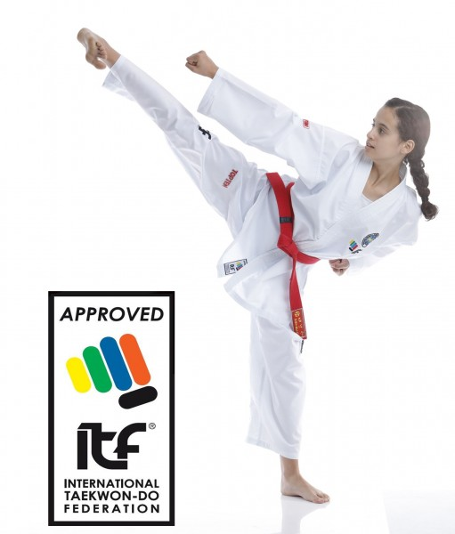 TOP TEN ITF Dobok Diamond Student