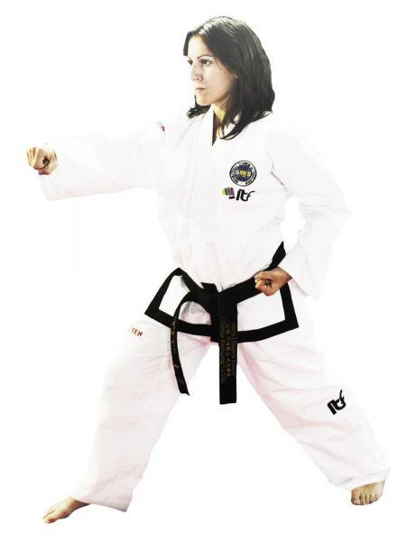 TOP TEN ® Taekwondo Anzug Instructor ITF Pattern