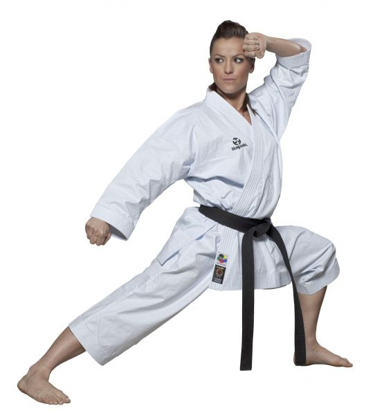 Tenno Premium II Kata Karate Anzug WKF approved Wettkampf