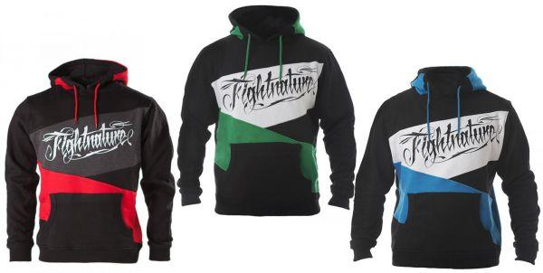 Fightnature ® FIGHTNATURE Hoody Kapuzenpullover
