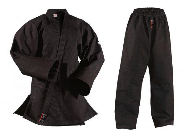 Ju Jutsu Anzug Shogun Plus schwarz