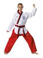 KWON Taekwondo Poom Anzug für Mädchen Poomsae (WT)