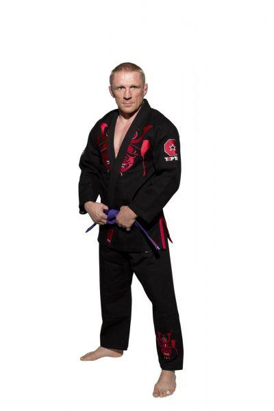 Brazilian Ju Jutsu Anzug Samurai Top Ten