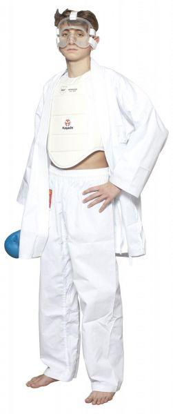 Karate Gesichtsmaske Hayashi WKF approved