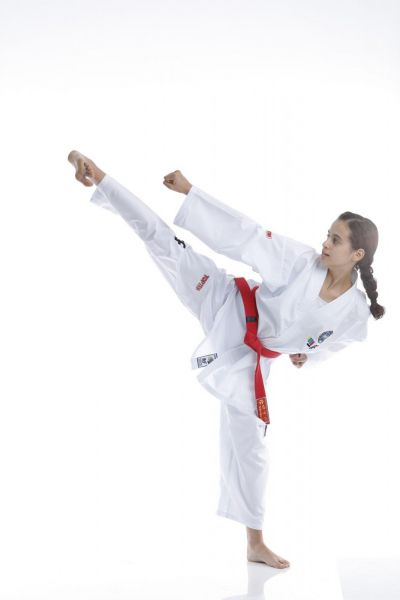 Taekwondo Dobok Diamond Student Top Ten