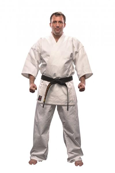 Weißer Danrho Karateanzug Kyoshi