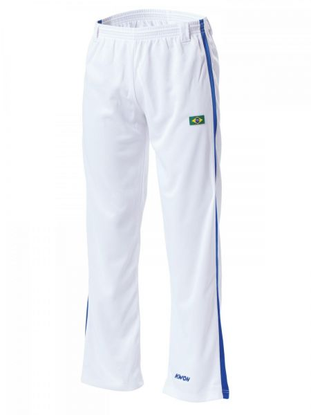 KWON Capoeira Hose in Weiß