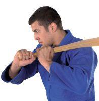 Wurfübung mit Judotube