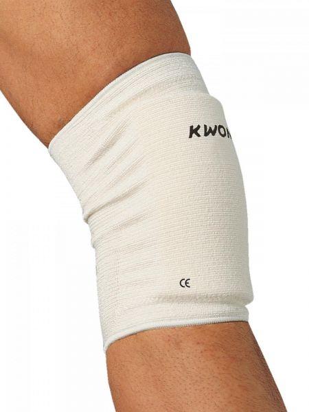 Knieschutz in weiß